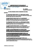 Ahousaht Indian Band v. Canada (Attorney General), [2008] 3 C.N.L.R. 32 (B.C.S.C.)